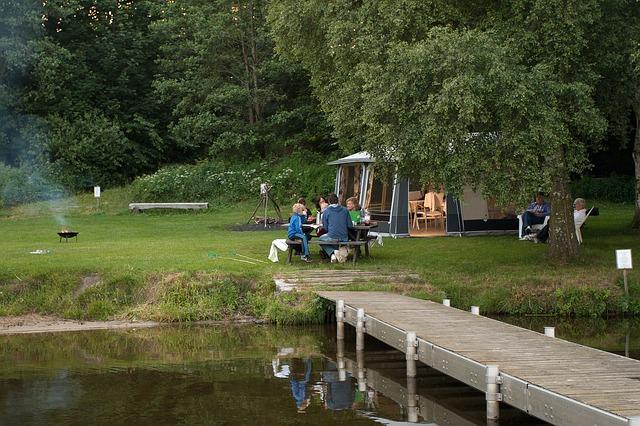 camping i Danmark